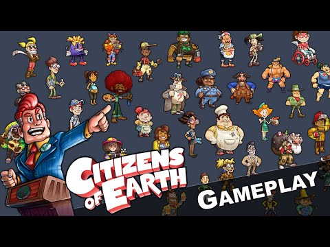 Citizens of Earth |