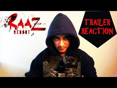 Raaz Reboot Trailer Reaction