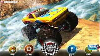 Off Road Monster Truck Derby / Truck Driving Simulator 3D / Android Gameplay Video