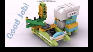 Gambar cover Drawing Machine (Spirograph) Antalya Robotik ve Kodlama Lego Wedo 2.0 Building Instruction