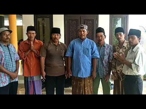 Deklarasi Tolak Berita Hoax Desa Serabi Timur Kec  Modung