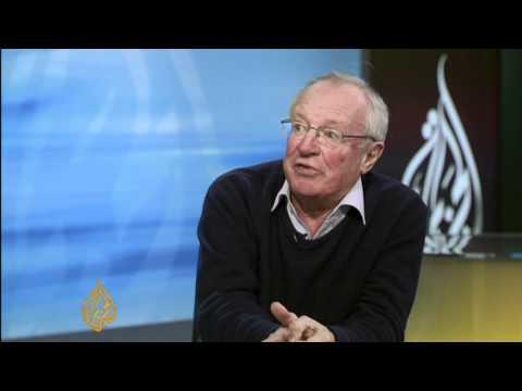 Robert Fisk speaks to Al Jazeera