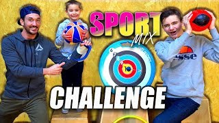 SPORT'S CHALLENGES (ft.Swan the voice)