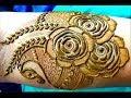 Most Beautiful Dulhan mehndi design|How to apply Full Hand mehndi design| Mehndi for beginners