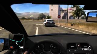 Test driver ultimed[#1]:Conducem o masina