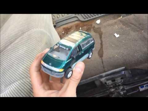1992 Toyota Previa Rehabilitation Part 1 (The Tune Up)