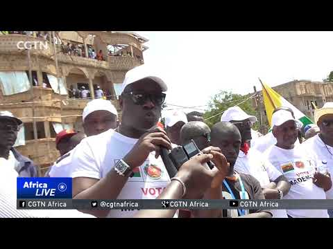 Thousands demonstrate in Guinea-Bissau for justice in electoral census