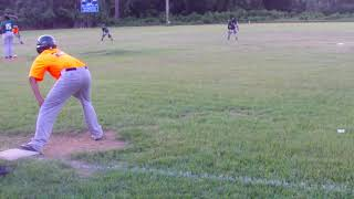 Jaylon Harding #27 P/3rd Base 7th Grade Baseball Highlights