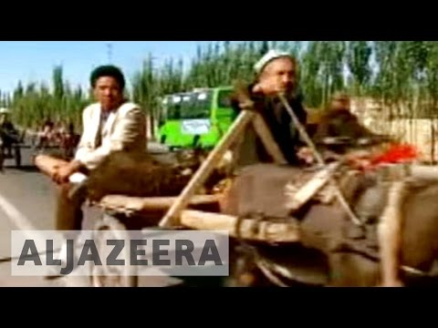 Uighurs' struggle to retain cultural identity