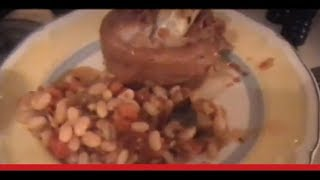 Pork Hock With Great Northern Beans