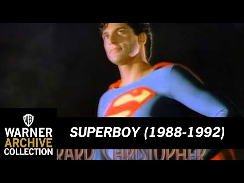 Superboy Season Four (Intro)