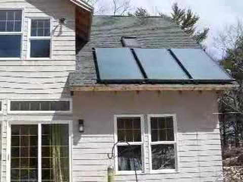 Renewable Energy - Solar Thermal (Hot Water)