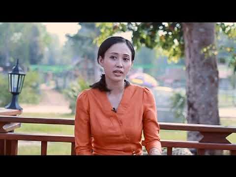 ອາຊີບນີ້ກໍ່ດີ ນາເດຍຟາມ Lao National TV | Nadeer Farm Laos