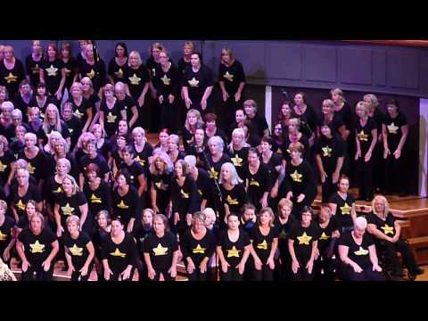 Midlands Rock Choirs - Mr Blue Sky @ Birmingham Symphony Hall
