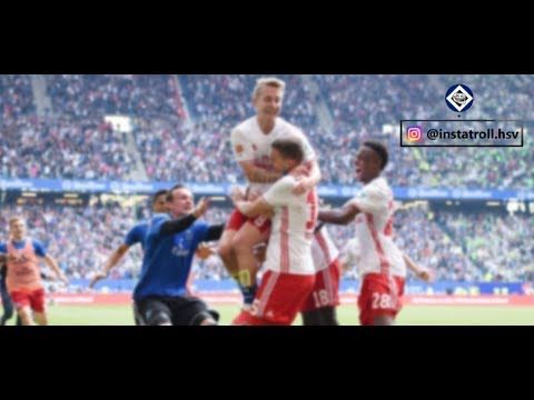 Hamburger SV - VFL Wolfsburg | 2017 [InstatrollHSV]
