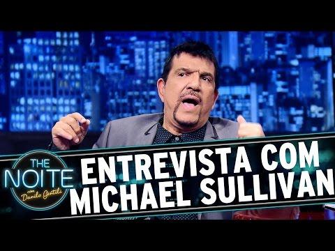 The Noite (21/07/15) - Entrevista com Michael Sullivan