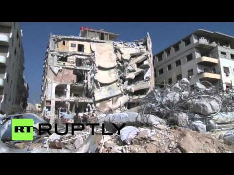 Syria: Lebanese militant leader killed in Damascus rocket attack