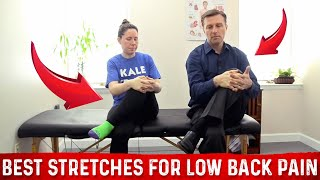 Best Stretches for the Low Back Pain