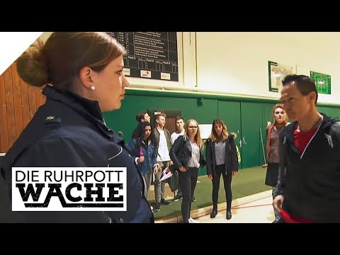 Vermisste BHs: Aufregung in der Schule l Die Ruhrpottwache l SAT.1 TV