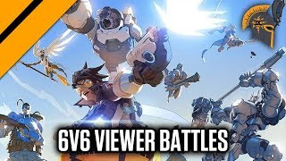DayKnight Festival - Overwatch 6v6 Viewer Battles