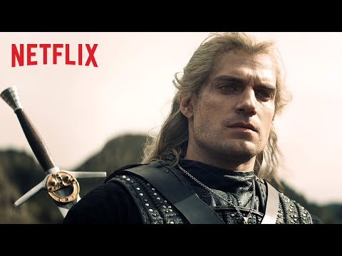 THE WITCHER | ANA FRAGMAN | NETFLIX