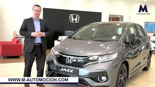 Honda Jazz | Honda M Car · Concesionario Honda en Barcelona