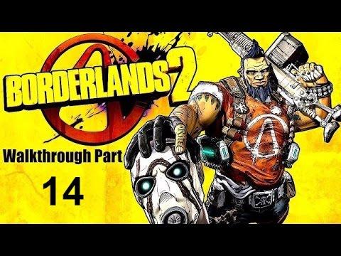Borderlands 2 Wakthrough Part 14 Cult Following