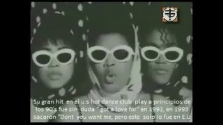 The real top 100 Dance song´s 90´s World (part 1)