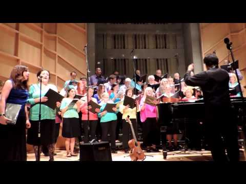 Senzenina (sung in Xhosa and Zulu, langauges of South Africa) - Peace of Heart Choir [HD]