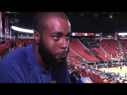 Dwayne Davis Summer League Interview