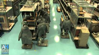 American Artifacts: National Park Service Museum Resource Center