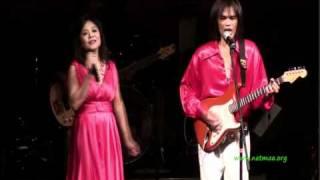 yangon like poet kwe thein tan myanmar pyi and ni ni win shwe live show in la 2008