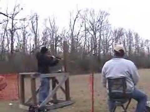 Honey island shooting range feb 3rd 2007 youtube for Honey island shooting range