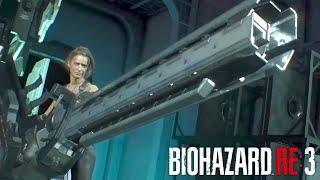 ついに最終形態へと進化したバケモノが怖すぎる絶望の大脱出劇「バイオハザード RE:3」 最終回