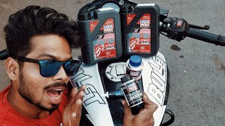 Liqui Moly Performance Pack for All Motorcycles | Pulsar Ns 200