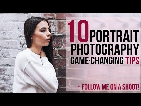 10 Portrait Photography Tips No One Else Will Tell You