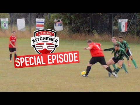 'THE FAT MESSI' 😭  | Brotherhood's Sunday League Football | Kitchener FC