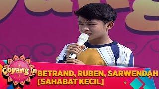 Download lagu Betrand Peto, Ruben Onsu, Sarwendah [Sahabat Kecil] - Goyang In (22/2)