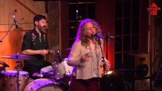 Amy Helm & the Handsome Strangers 2-14-15 Live at Daryl