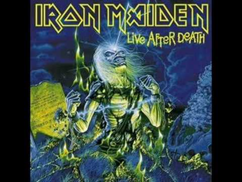 Iron Maiden - Phantom Of The Opera Live After Death