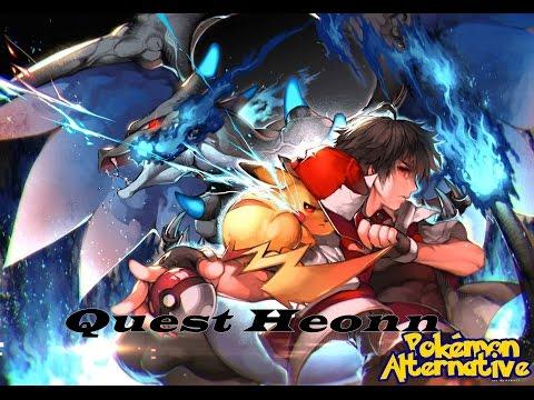 Pxa Pokemon Alternative - Quest Heonn