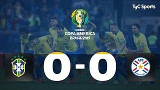 Highlights Brasil vs. Paraguay | #CopaAmericaEnTyCSports