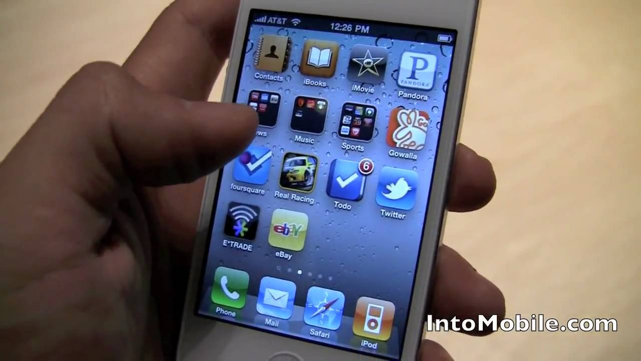 Hands on iPhone 1 and the iOS 1 (iPhone OS 1)