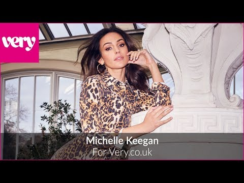 Michelle Keegan for Very.co.uk