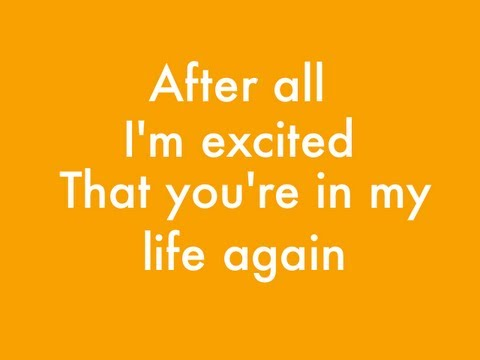 Michael Buble - After All (feat. Bryan Adams) Lyric Video