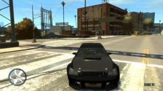 GTA IV Gameplay.
