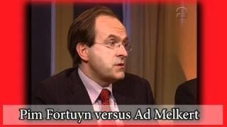 Pim Fortuyn versus Ad Melkert