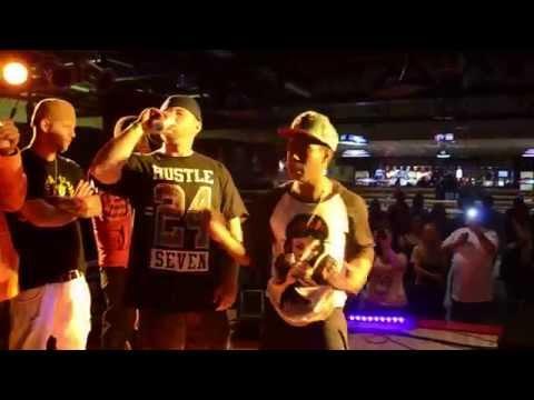 Bar Fest Battle League/Kieb Ent Presents: A$hur Vs