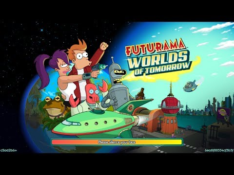 Futurama- Worlds of Tomorrow - The first Planet Express flight missions