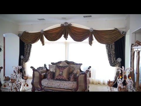Window Treatments For Large Windows   Galaxy-Design Video #144